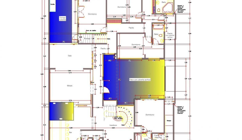 Area Analysis 1 Floor
