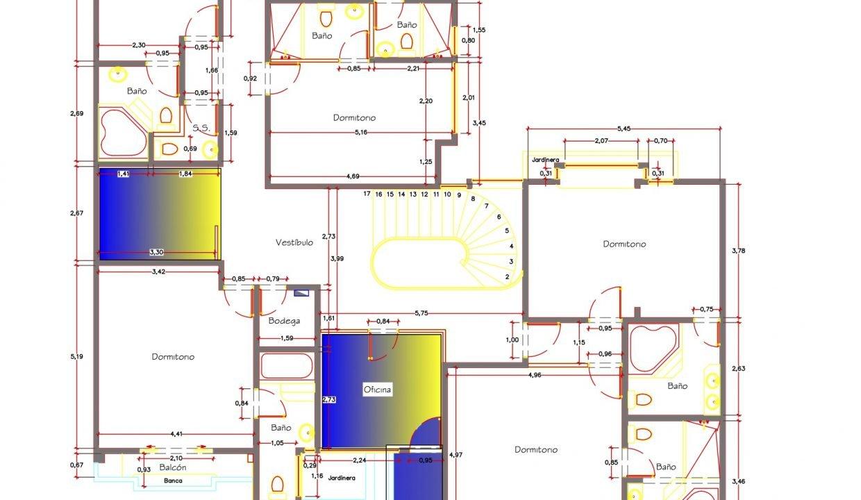 Area Analysis 2 Floor